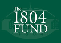 logo for the 1804 fund