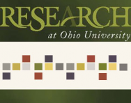 logo for research at Ohio University